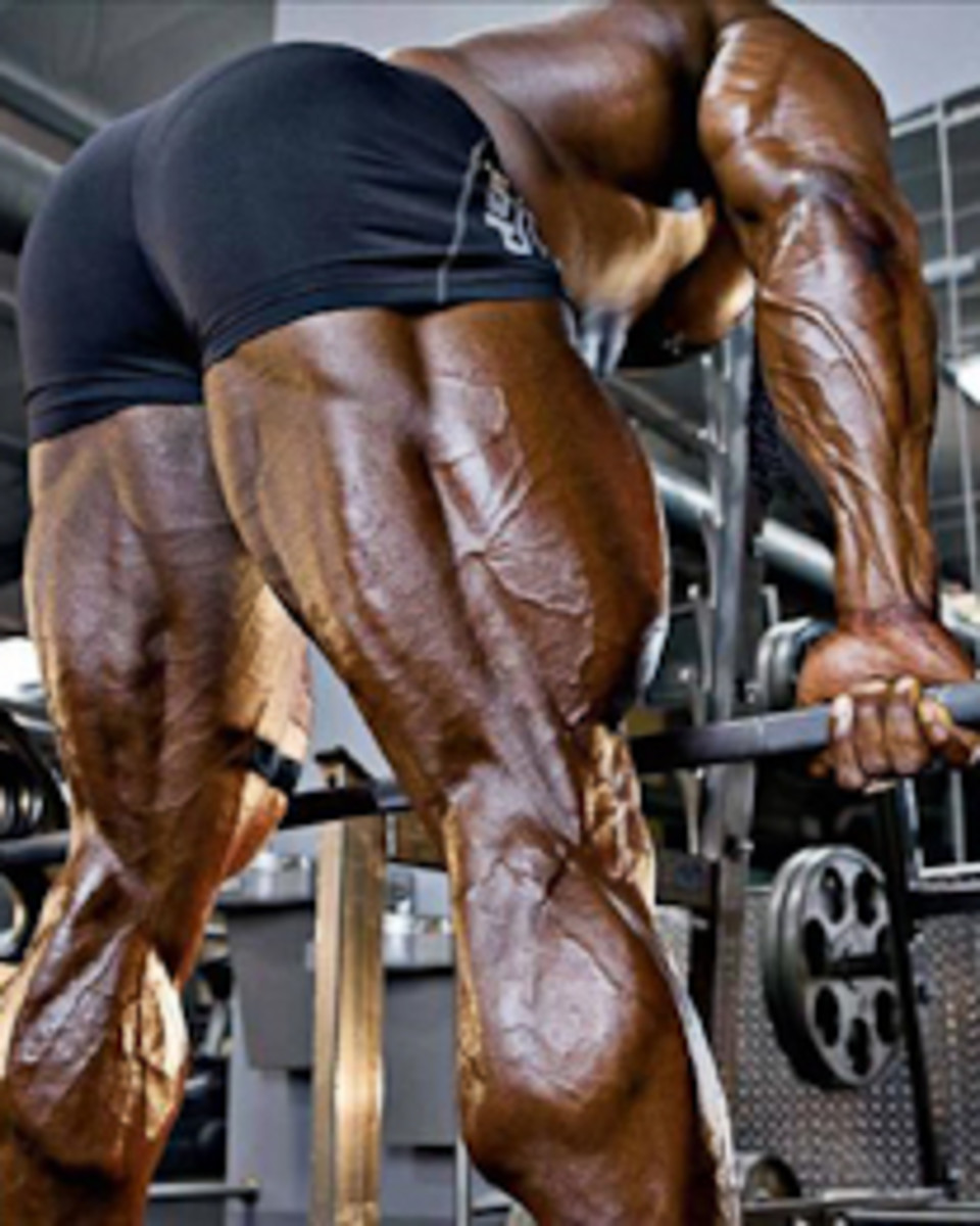 The Leg Bicep Muscle: Developing the Hamstrings