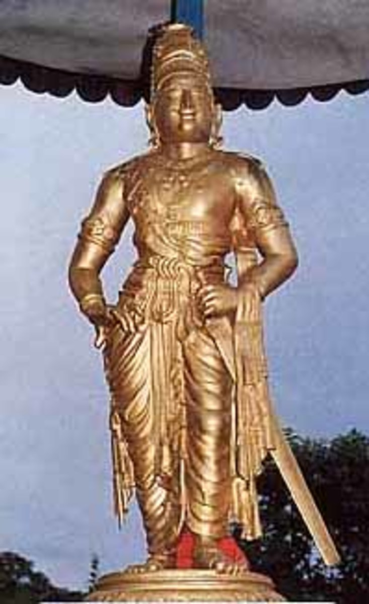 Rajaraja Chola - The Unsung Indian King