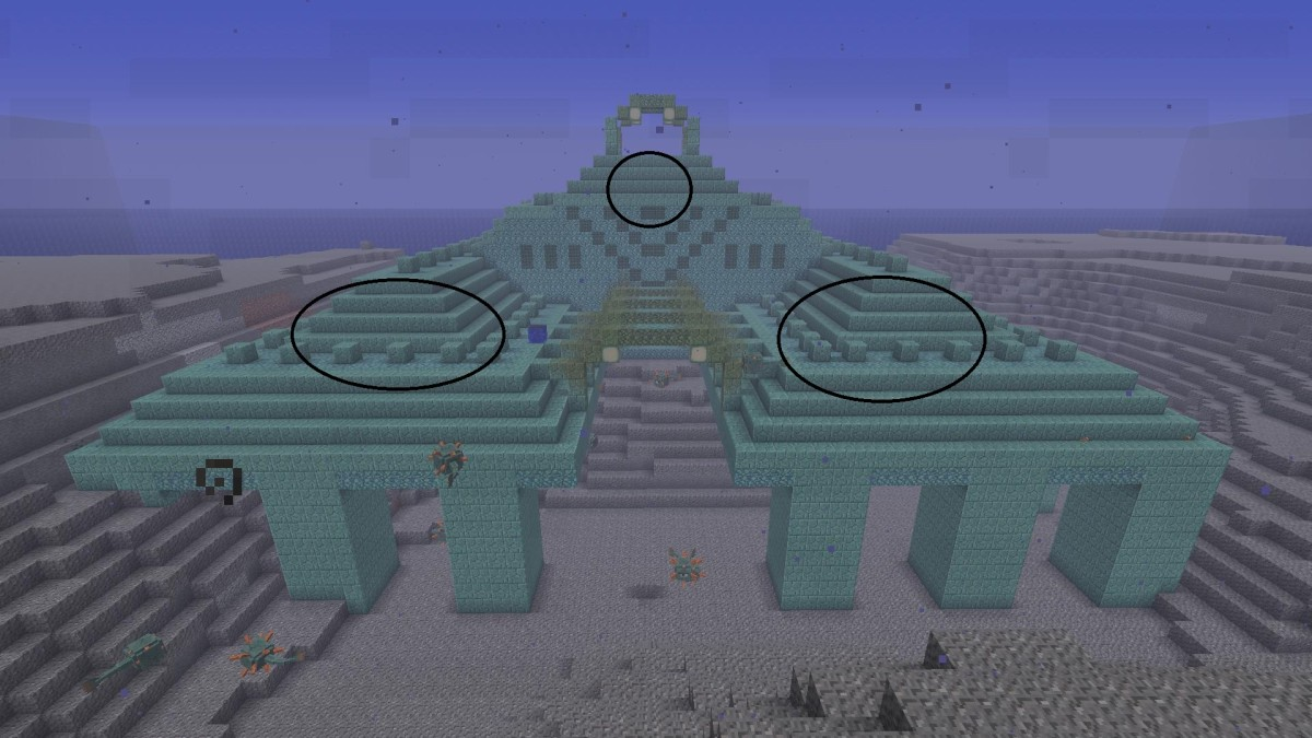 minecraft-clearing-an-ocean-monument