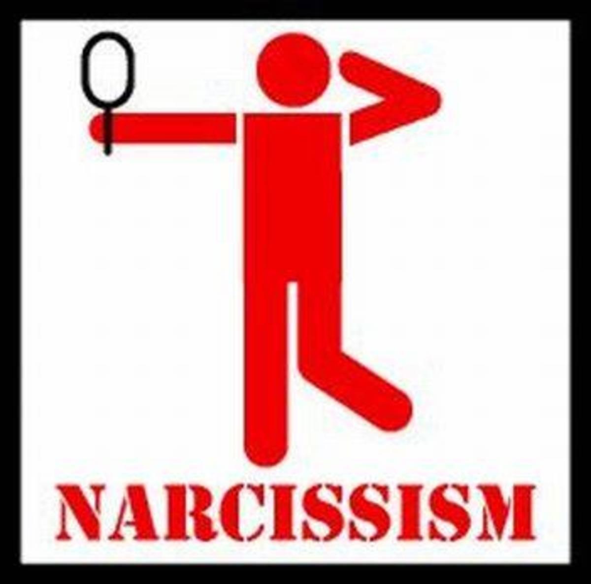 Symptoms of Narcissism