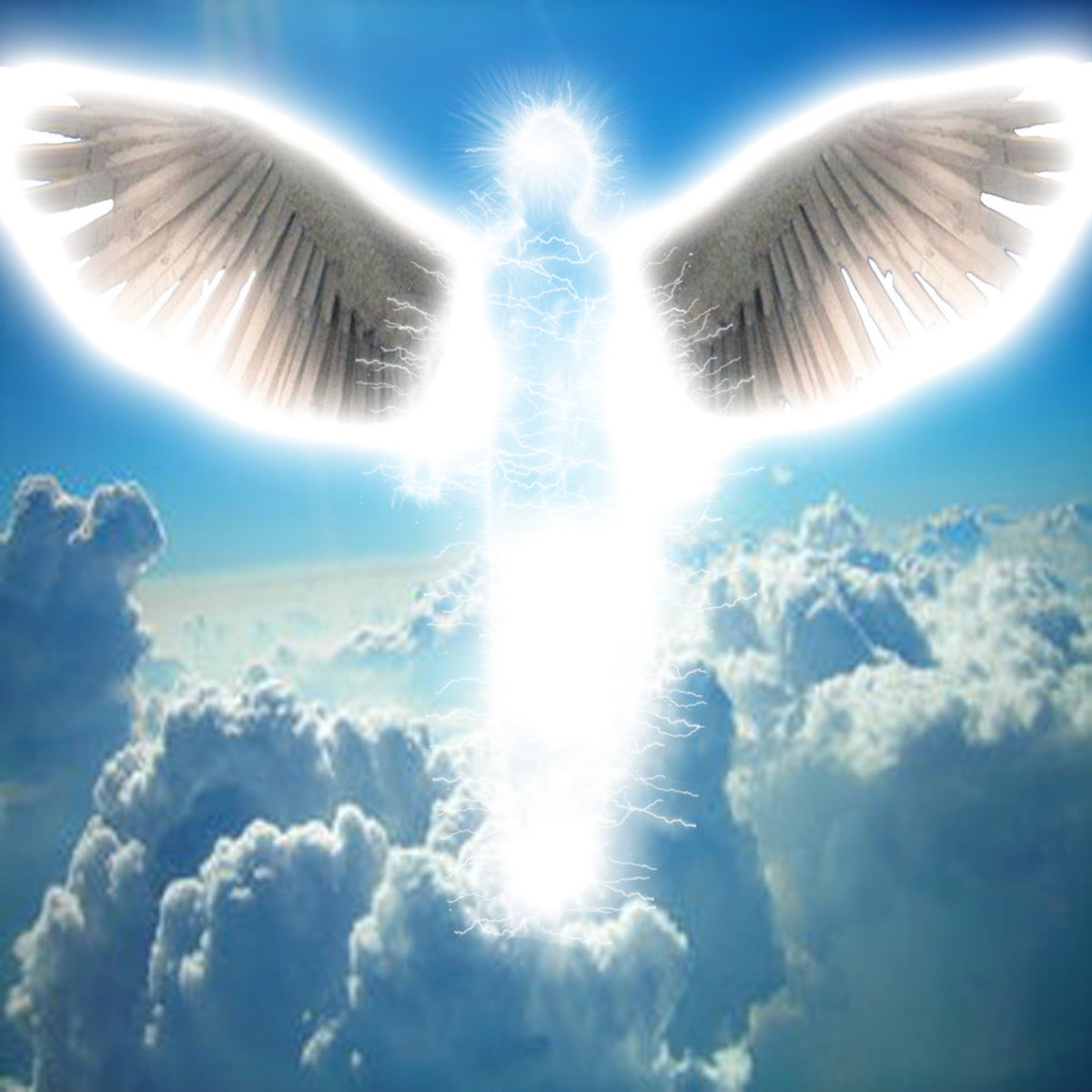 Angels sent to help us in need