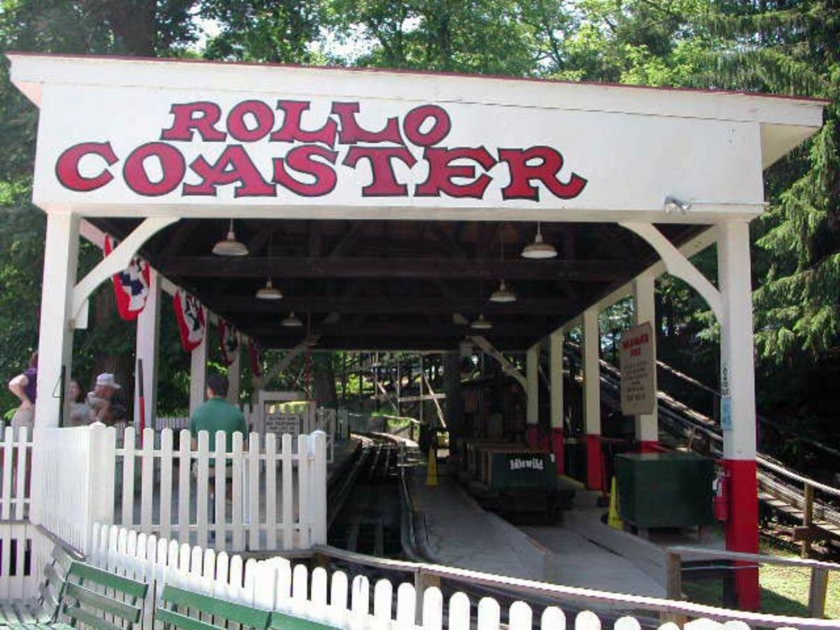The Rollo Coaster Platform