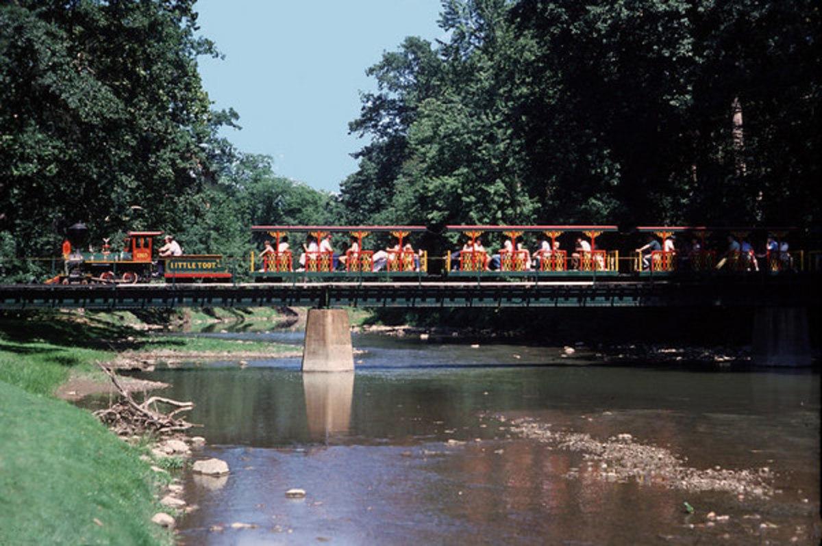 Idlewild's Train