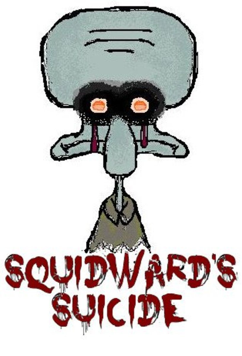 is-squidwards-suicide-real-or-fake