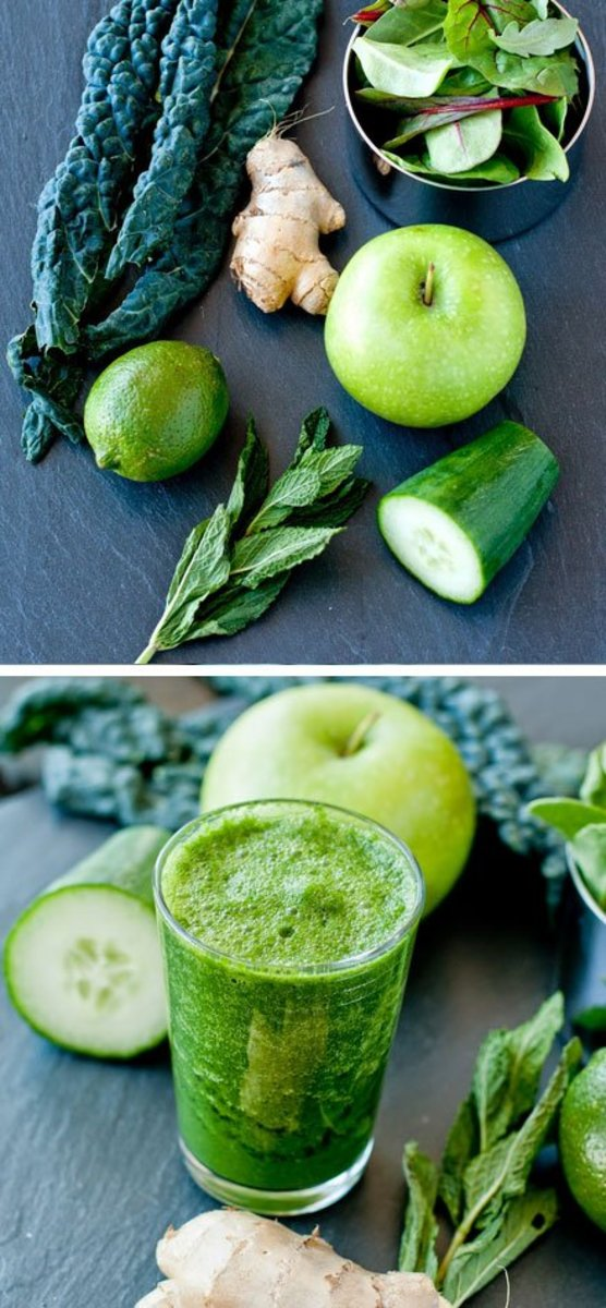 7 Healthy Green Smoothies to Lose Weight