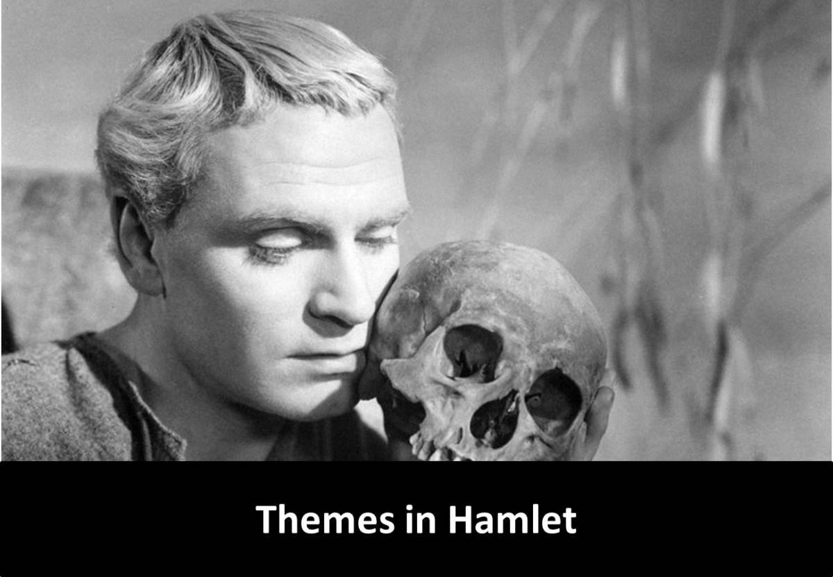 Themes of Hamlet / Hamlet Themes Explained