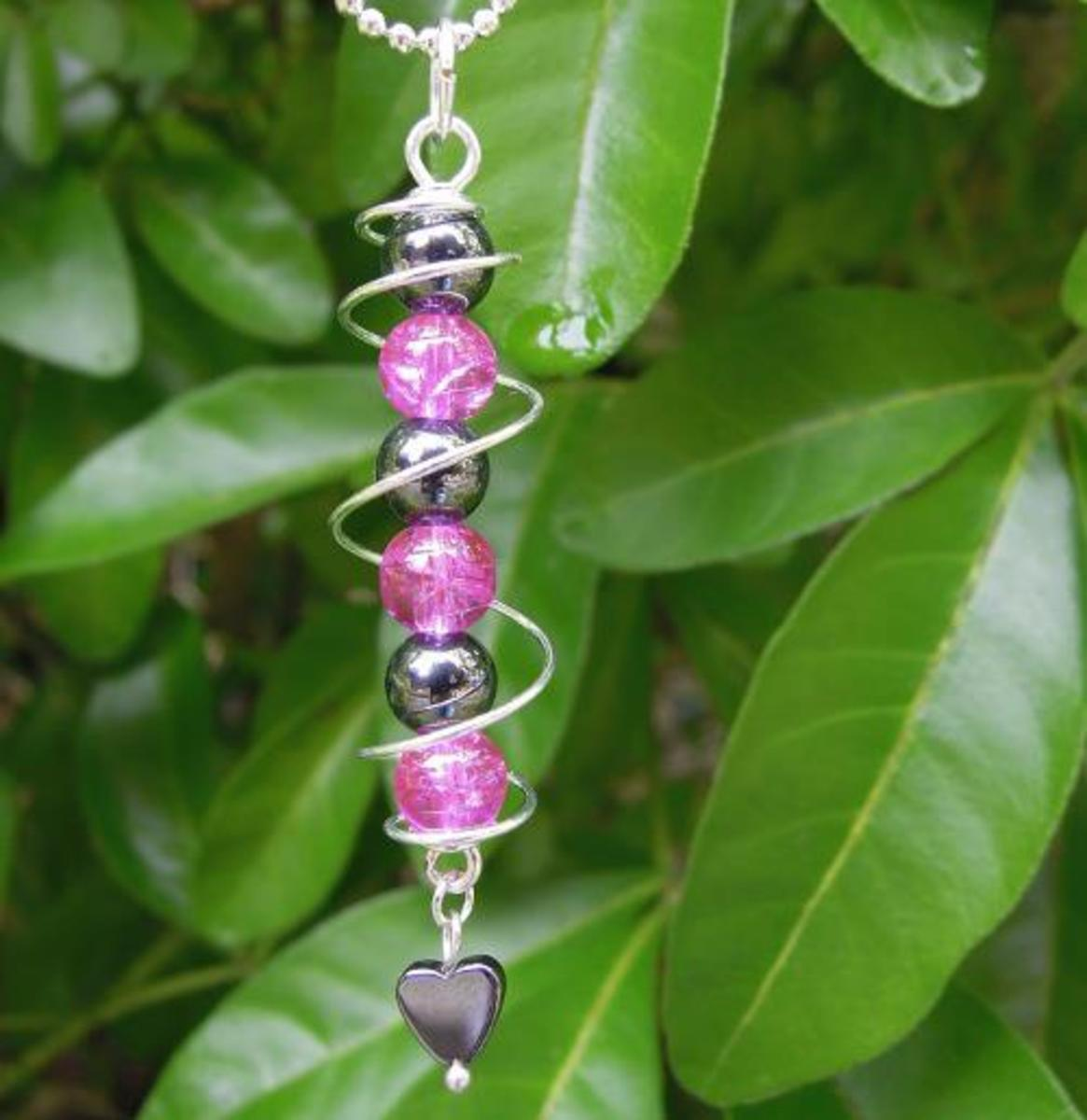 Using Wire in Creating Handmade Jewellery