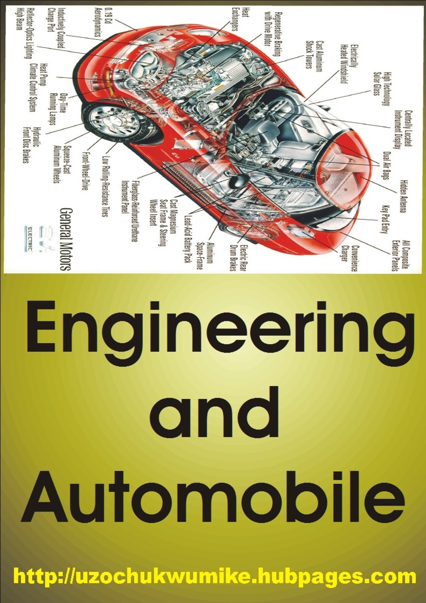 Importance of engineering in automobile sector.  The car used is an automobile.