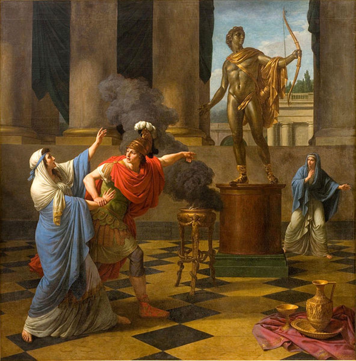 Louis-Jean-François Lagrenée (1724–1805) PD-art-100