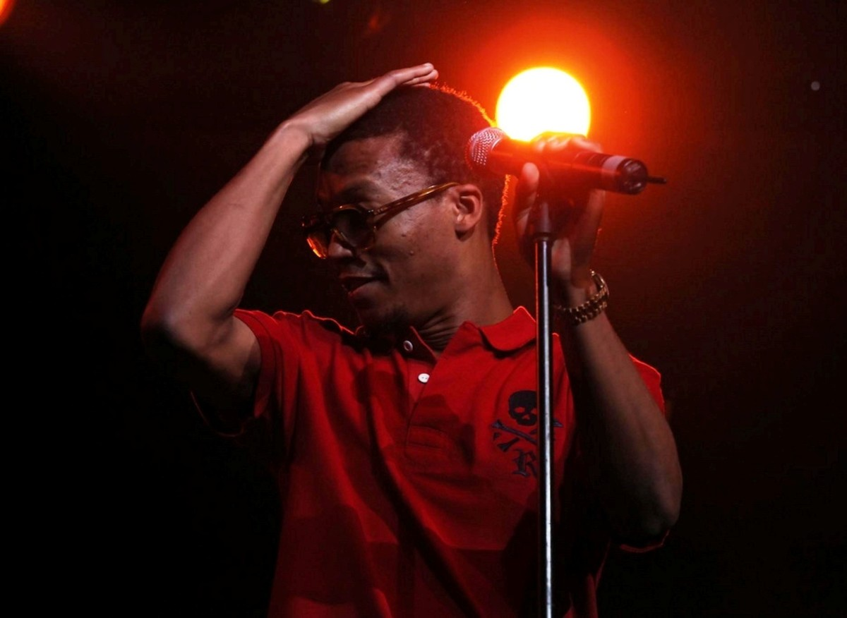 Lupe Fiasco by Scott Sandars