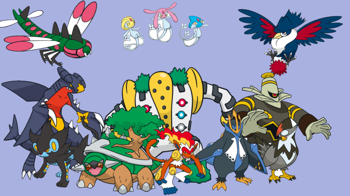 Which Generation 4 Pokémon Are You?