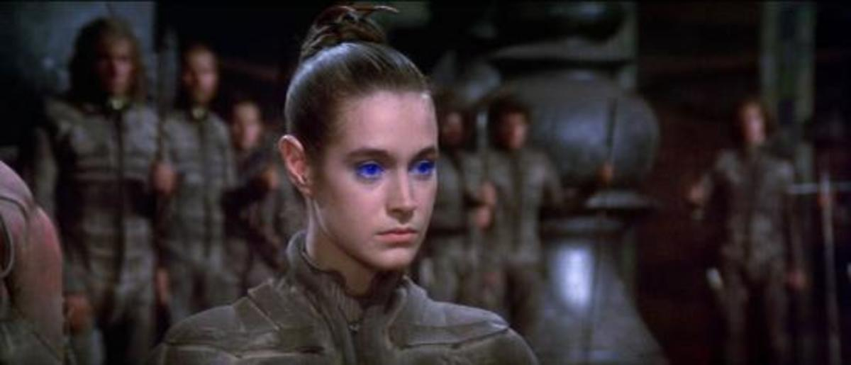 Sean Young in Dune