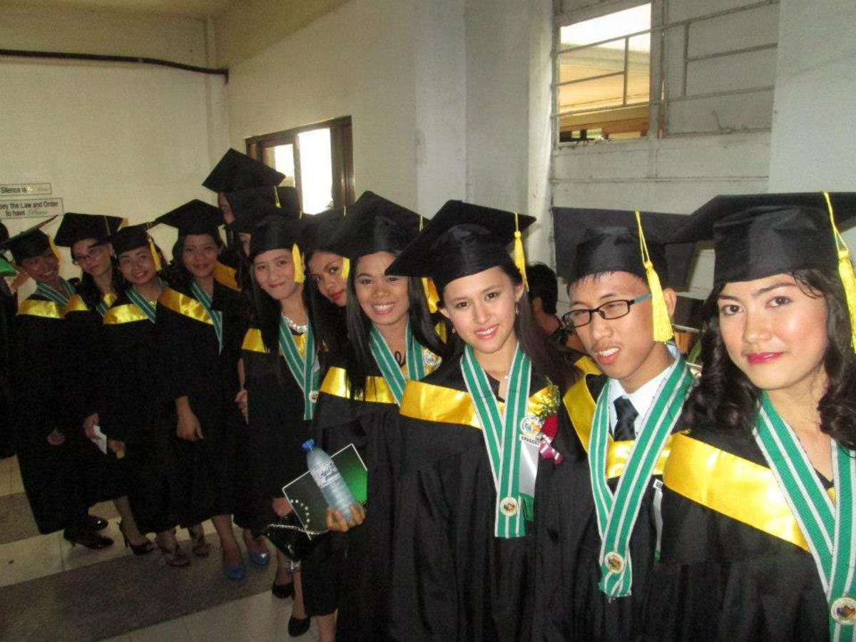 Accountancy Graduates of Pamantasan ng Lungsod ng Muntinlupa, 2013
