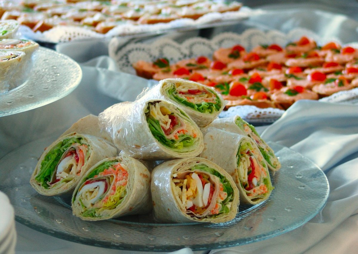 Catered food is a better gift for teachers than homemade treats, because people are often hesitant to eat homemade food given to them as gifts.
