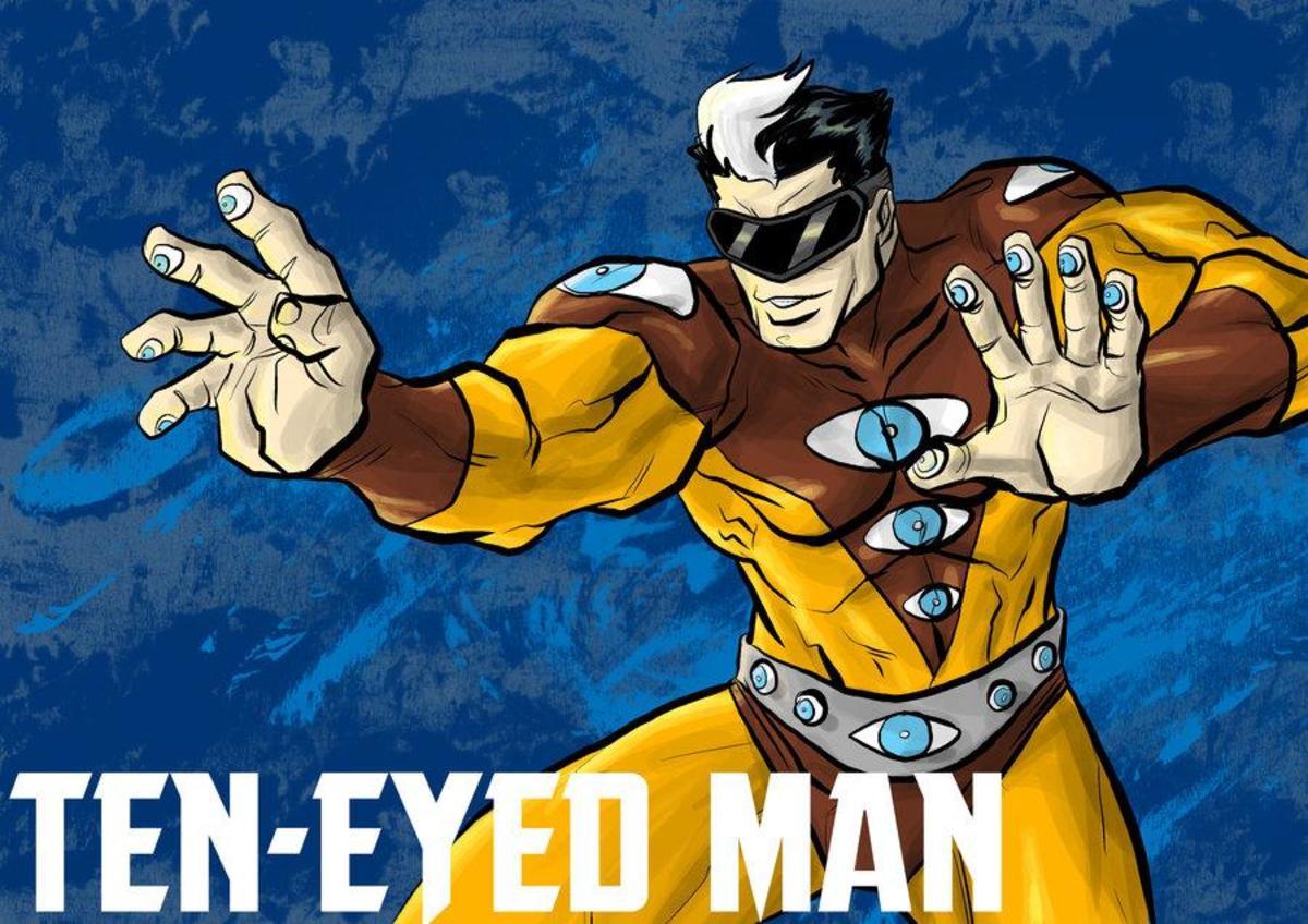 The Ten-Eyed Man