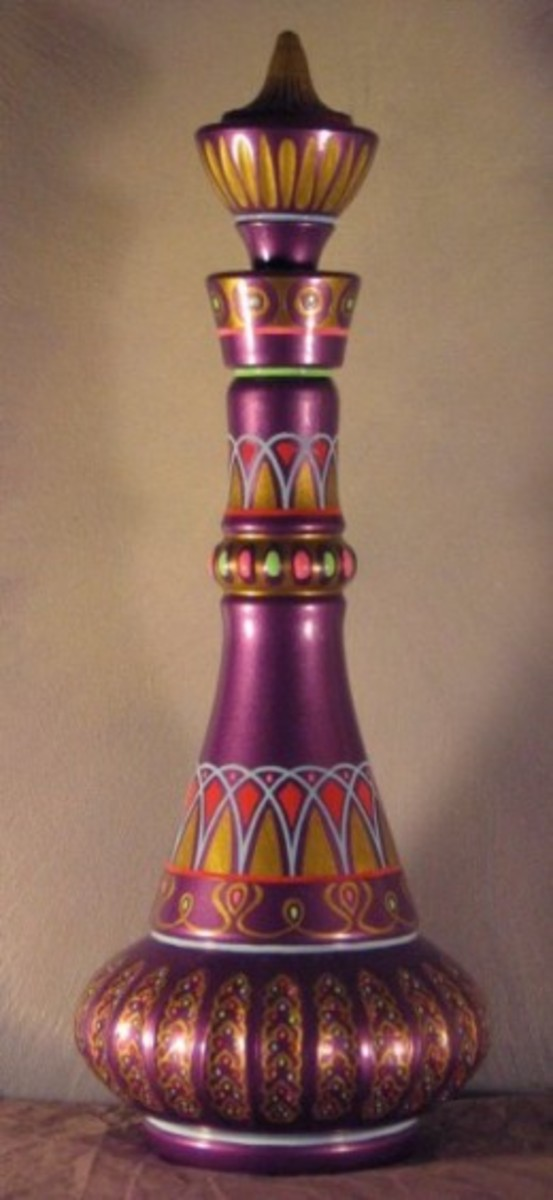 Mystical Bottle