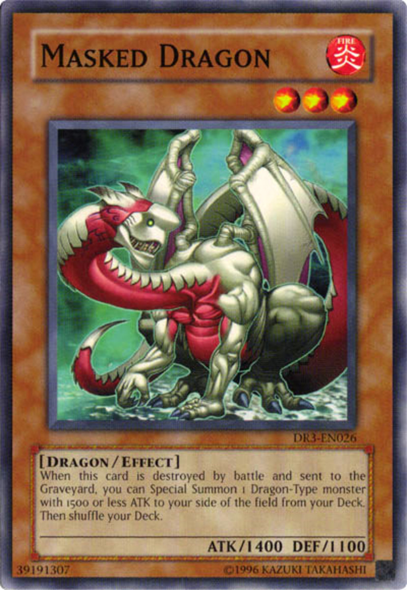 Yu-Gi-Oh: Which Dragon Are You?