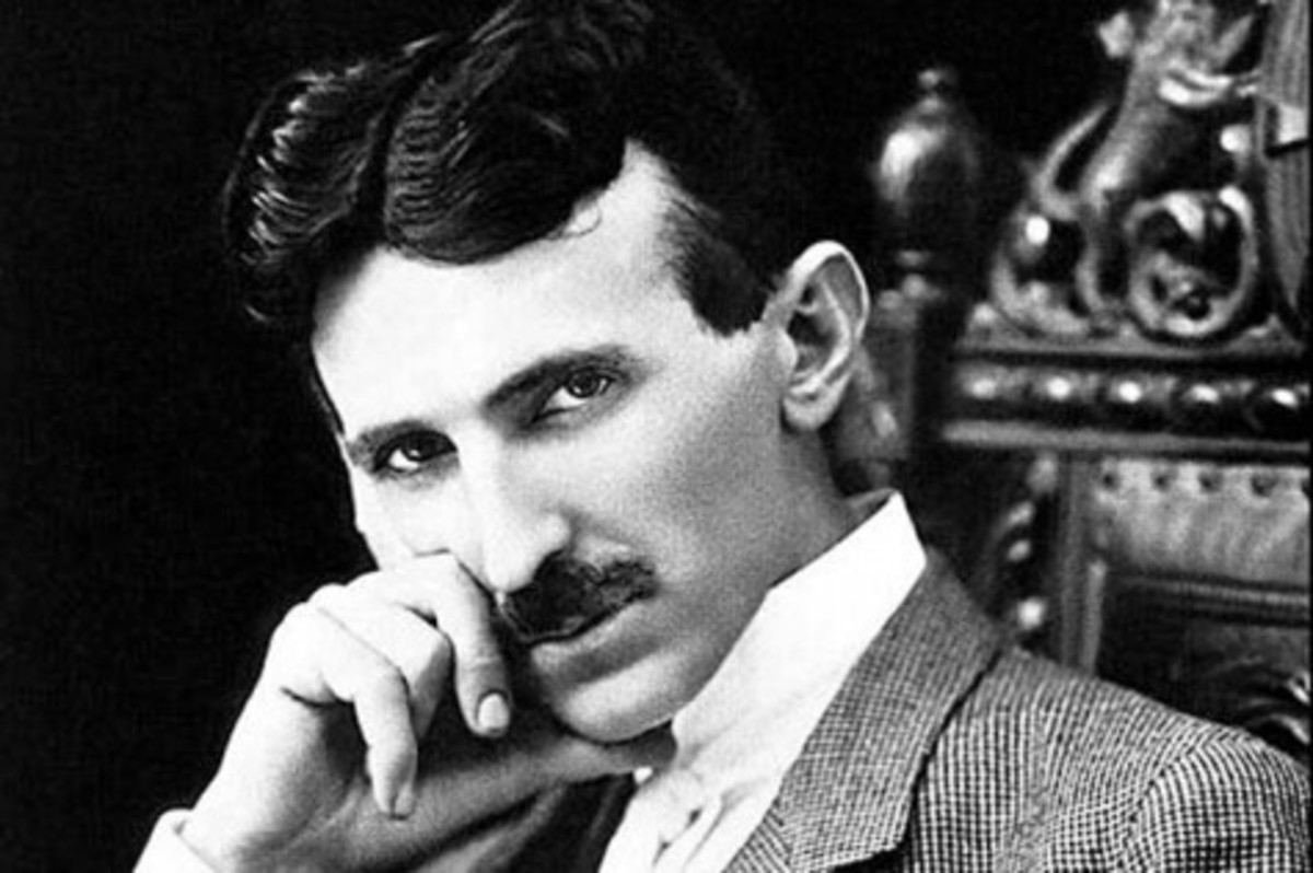 an autobiography of nikola tesla a famous serbian american inventor Famous serbs famous artists brilliant serbian inventors ozonated sunflower oil which eliminates sores on skin is one of many inventions which nikola tesla.