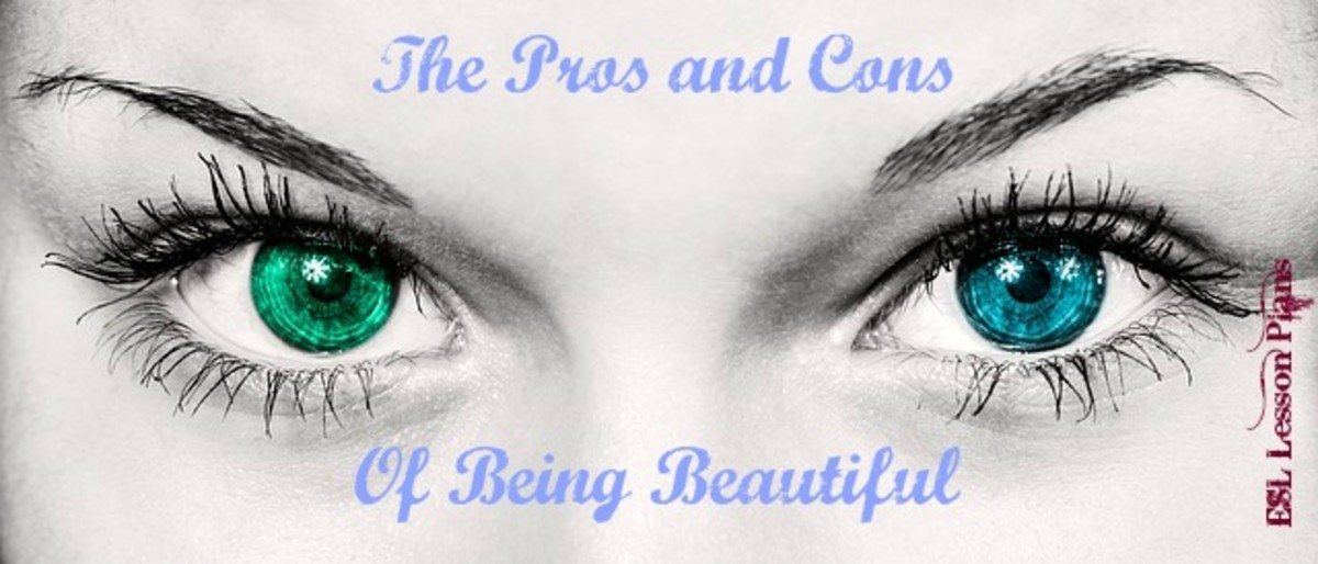 ESL Advanced Lesson Plan – The Pros and Cons of Being Beautiful