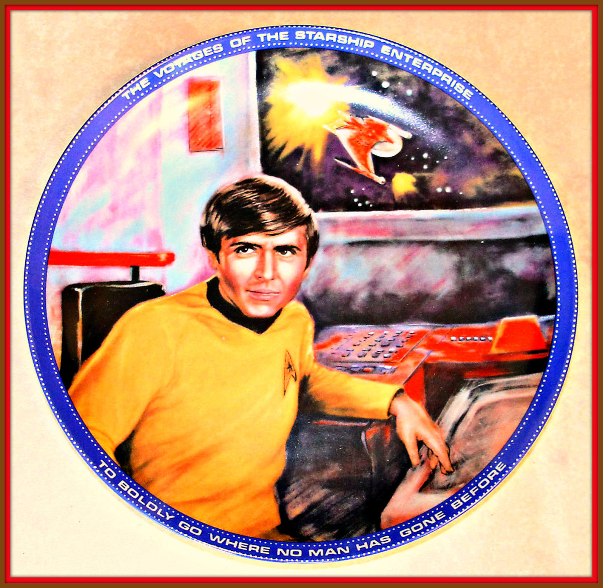 "Actor Walter Koenig takes on the challenge of ""Chekov"" one of the bests known ""Star Trek"" characters to millions of enthusiasts all over the world."