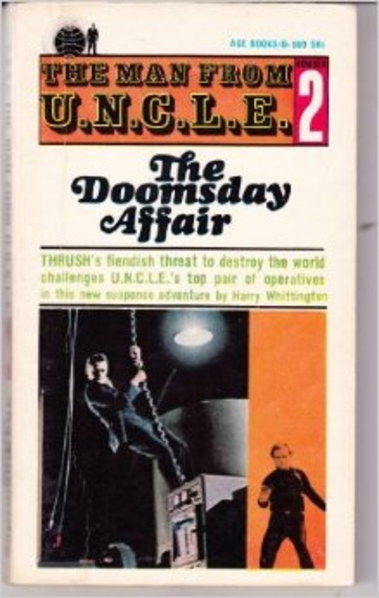 #2.The Doomsday Affair