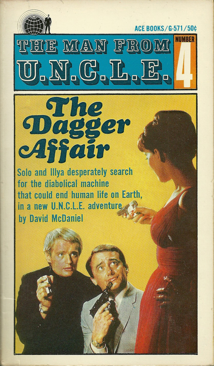 #4. The Dagger Affair