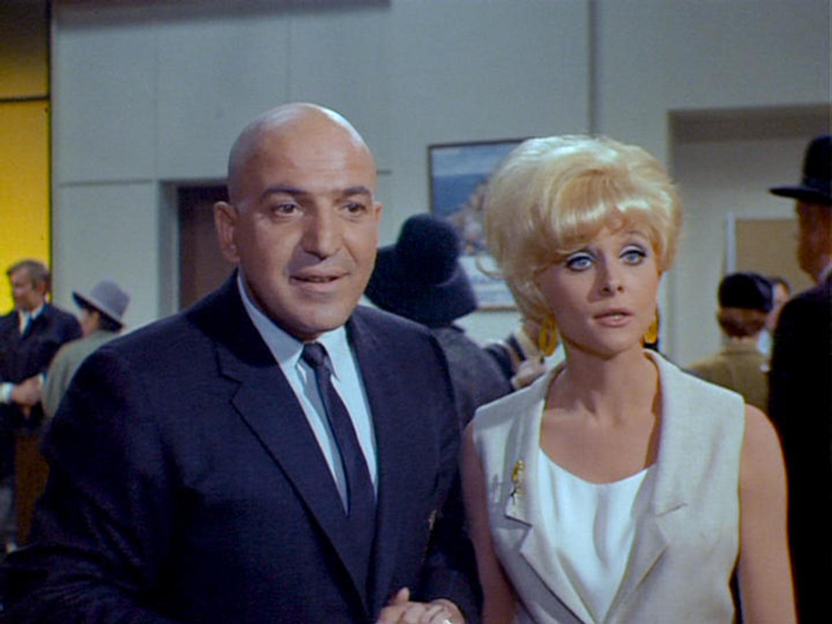 Telly Savalas  in The Five Daughters Affair