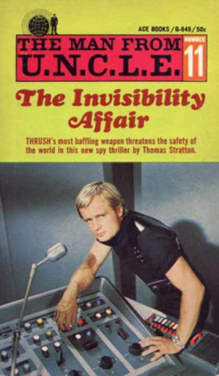 #11. The Invisibility Affair