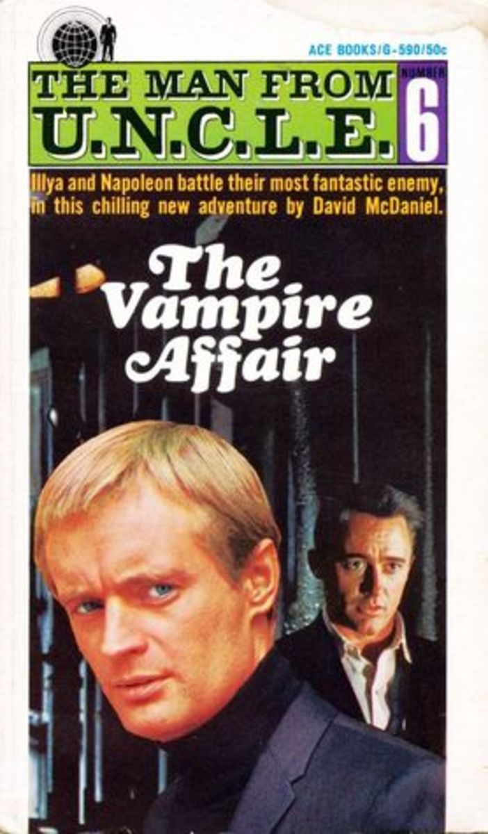 #6.The Vampire Affair