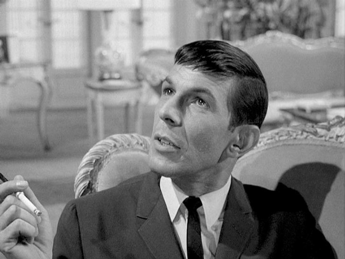 Leonard Nimoy  in The Project Stigas Affair