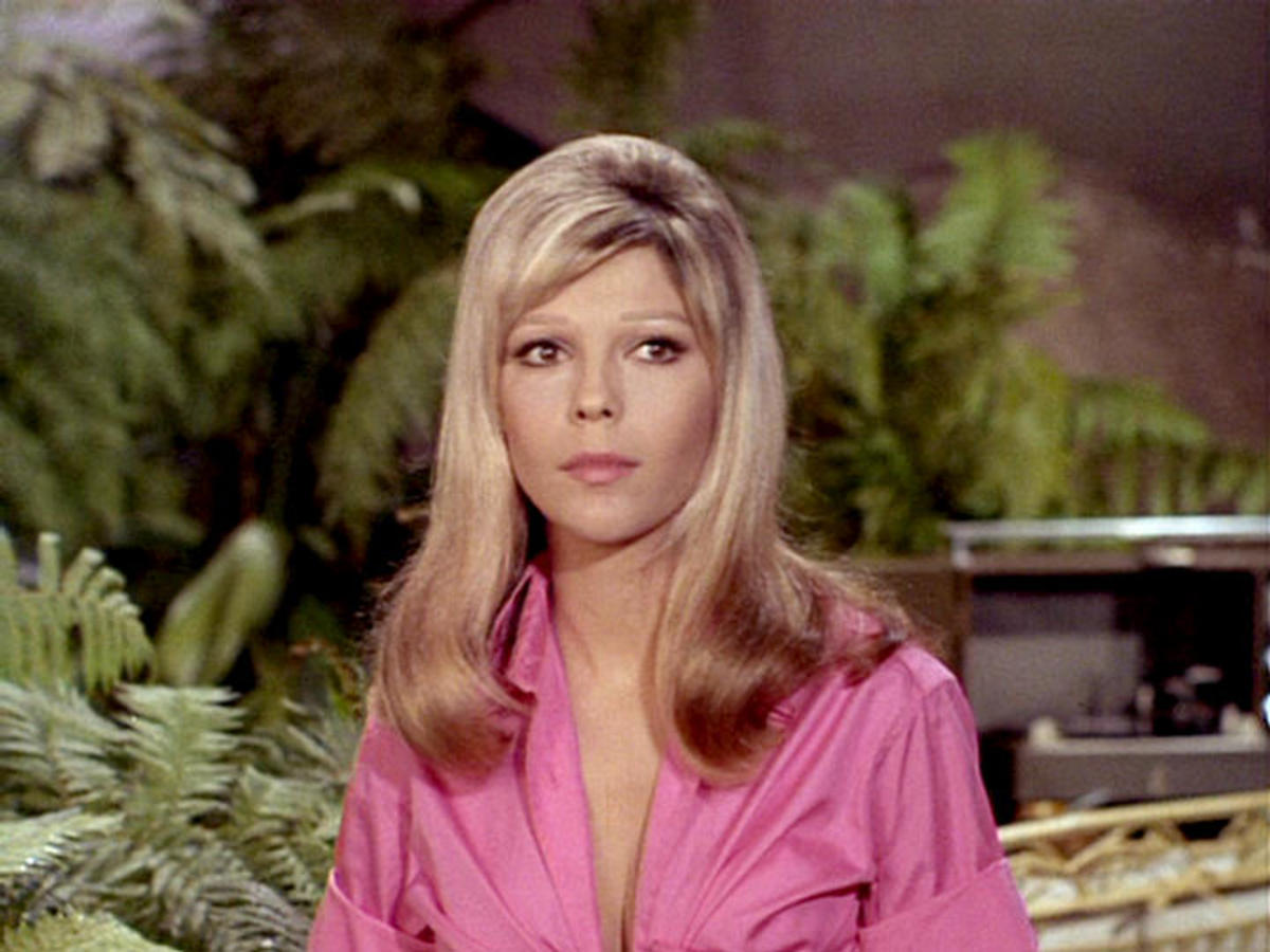 Nancy Sinatra in The Take Me to Your Leader Affair