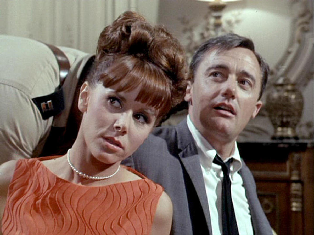 Judy Carne in The Ultimate computer Affair