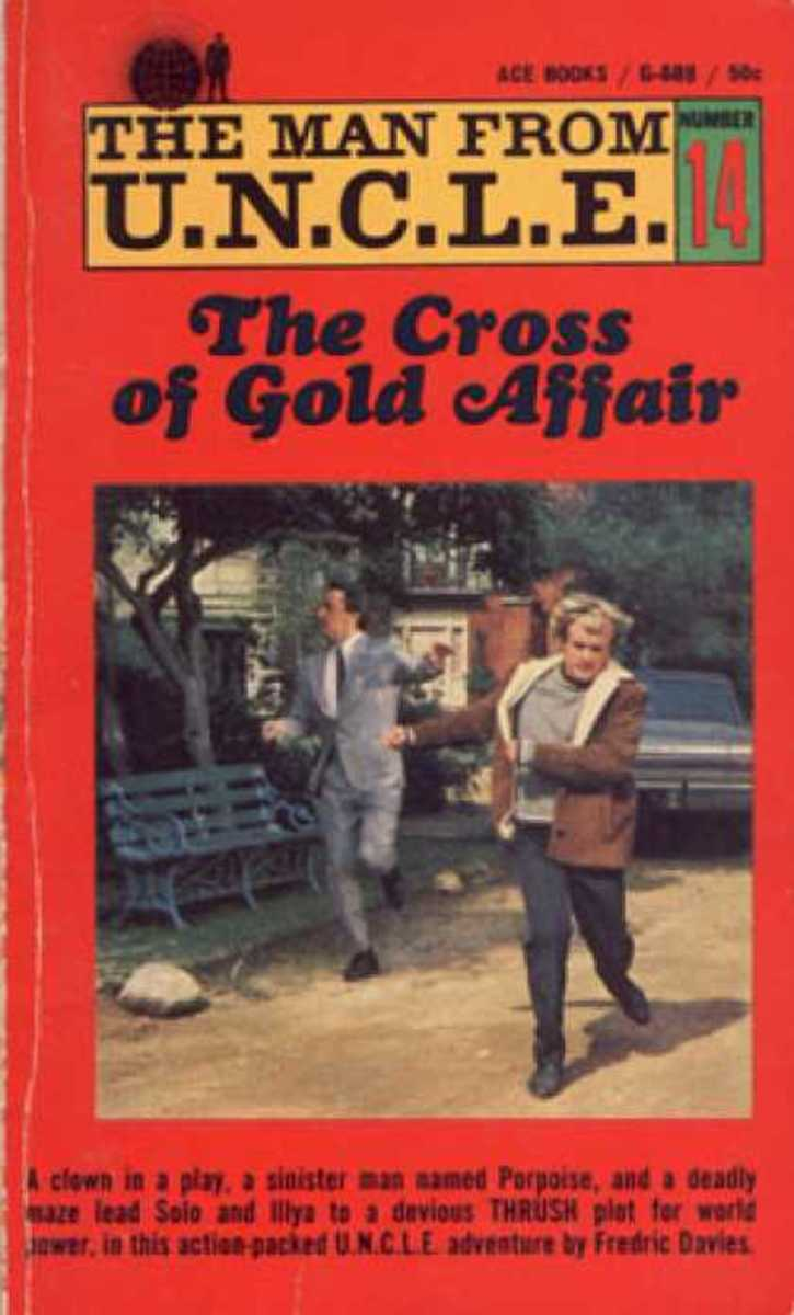 #14.The Cross of Gold Affair