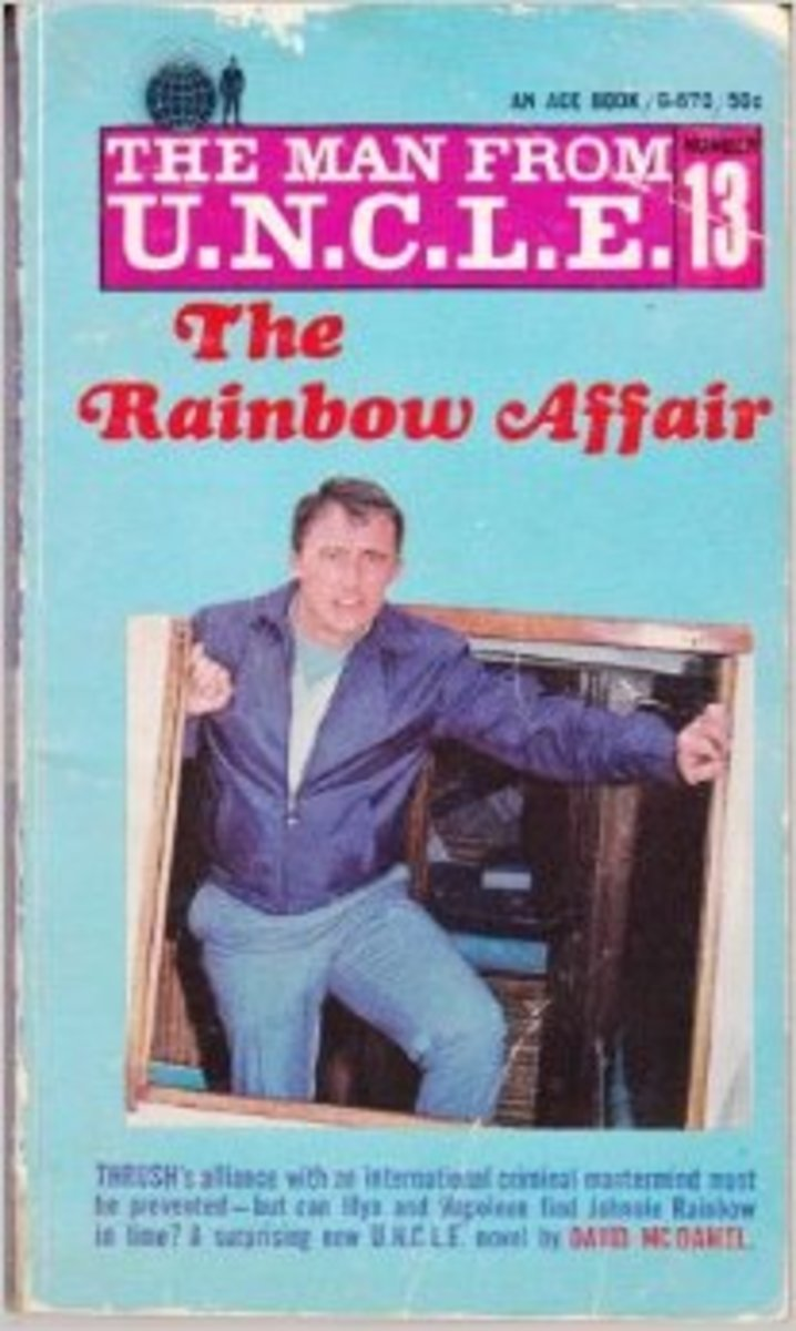 #13.The Rainbow Affair