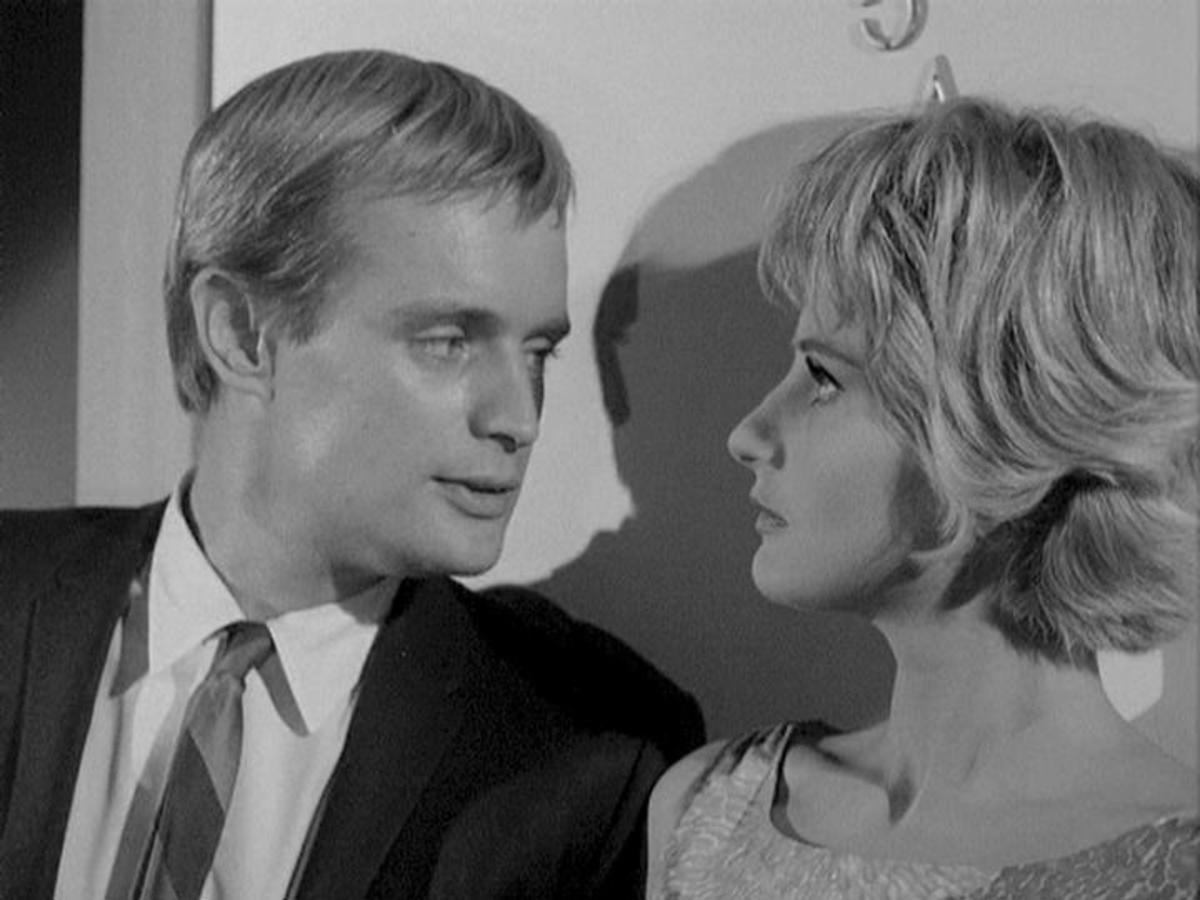 Jill Ireland As Marion Raven in 'The Giuoco piano affair'