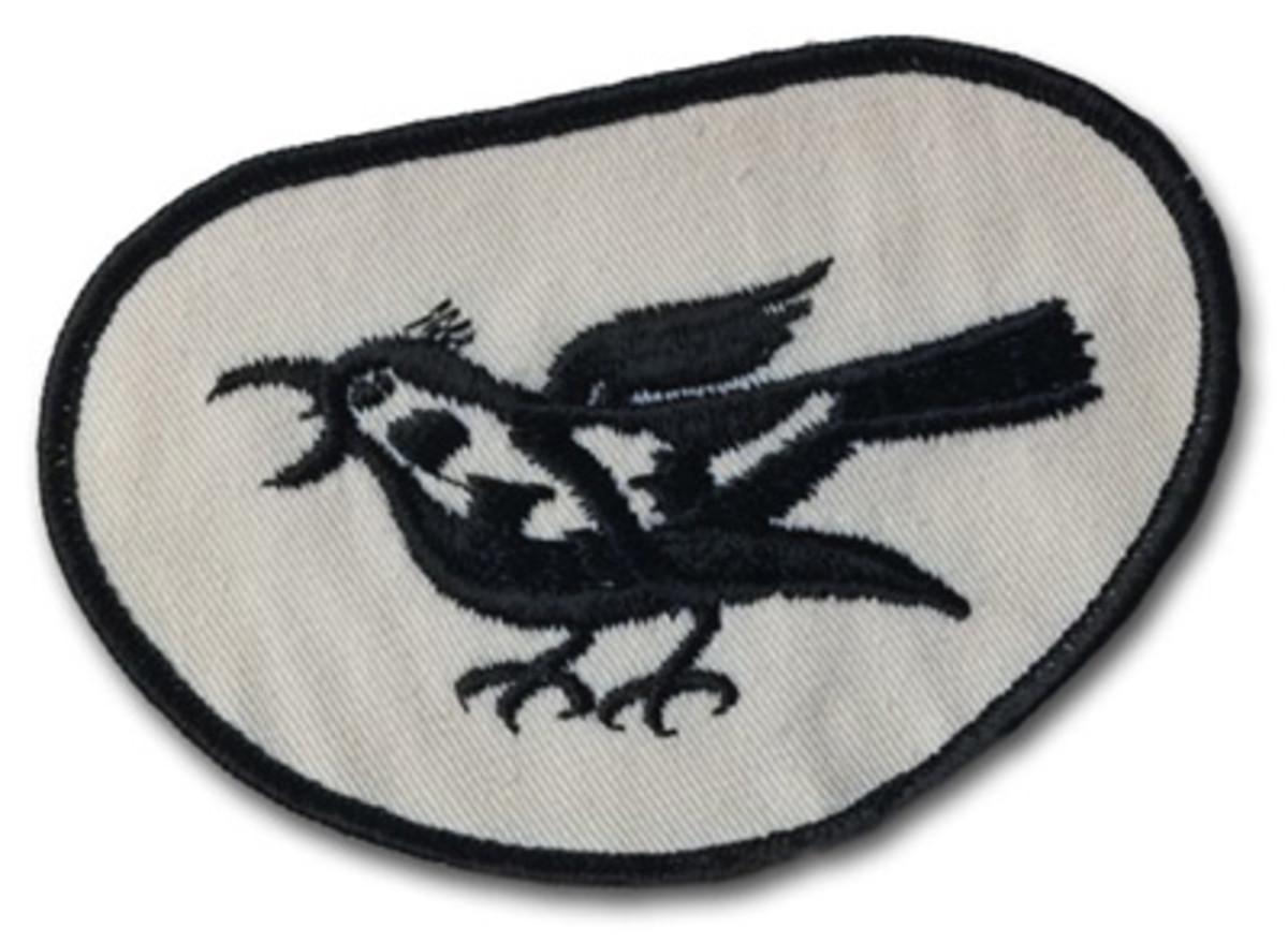 A THRUSH uniform patch