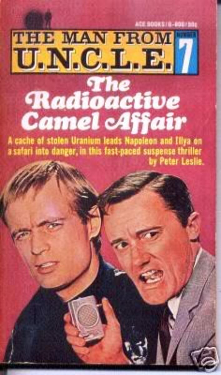 #7.The Radioactive Camel Affair