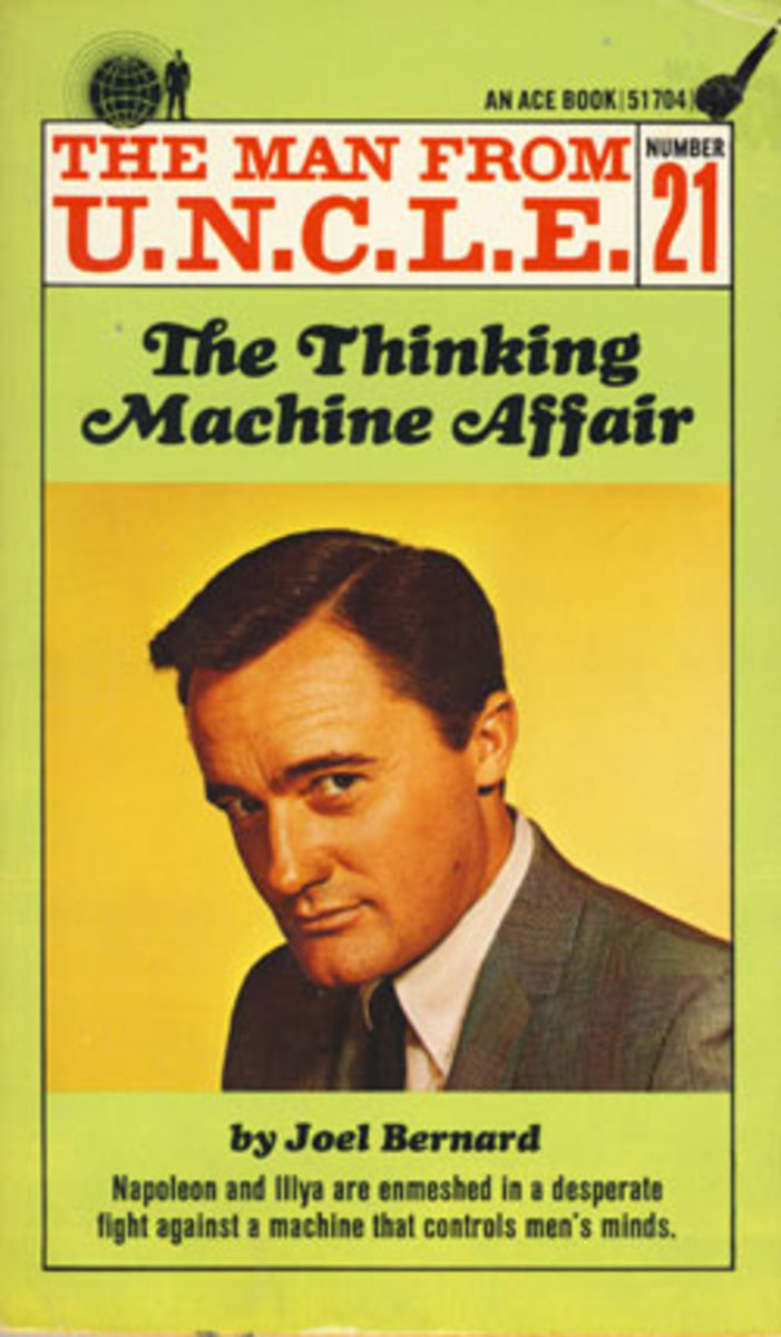 #21. The Thinking Machine Affair