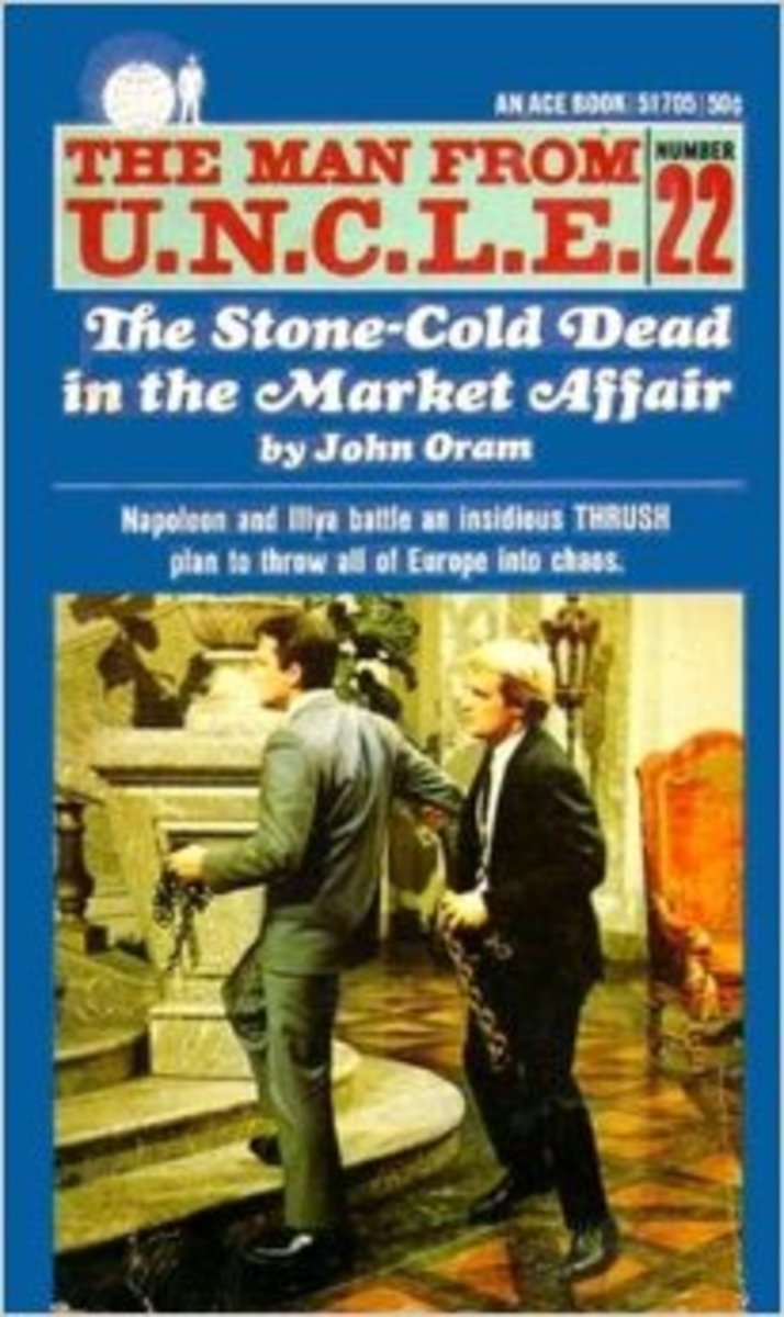 #22. The Stone Cold Dead in the Market Affair