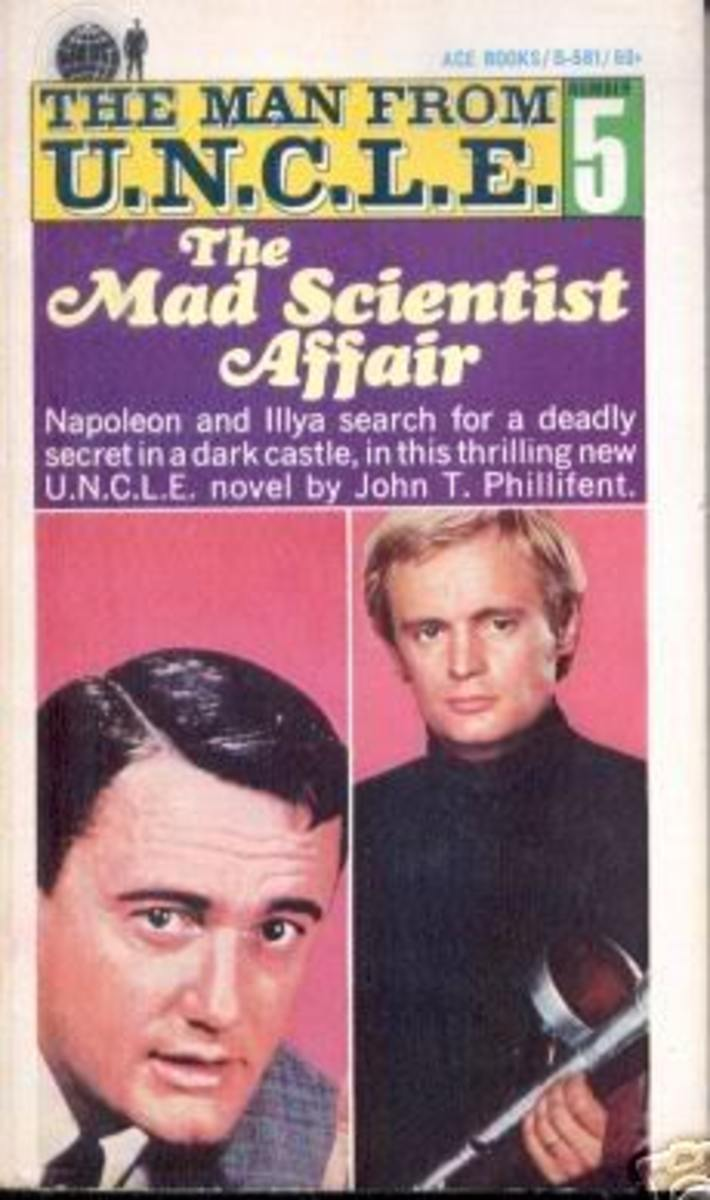 #5.The Mad Scientist Affair
