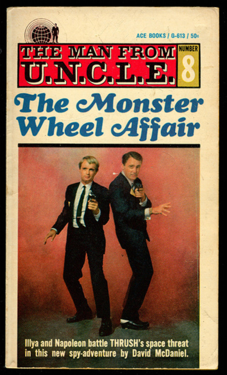 #8.The Monster Wheel Affair