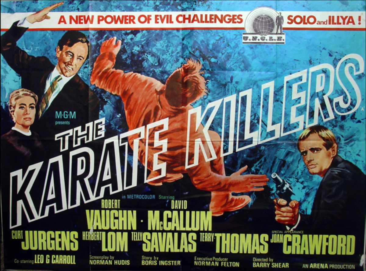 Karate Killers ( Poster)