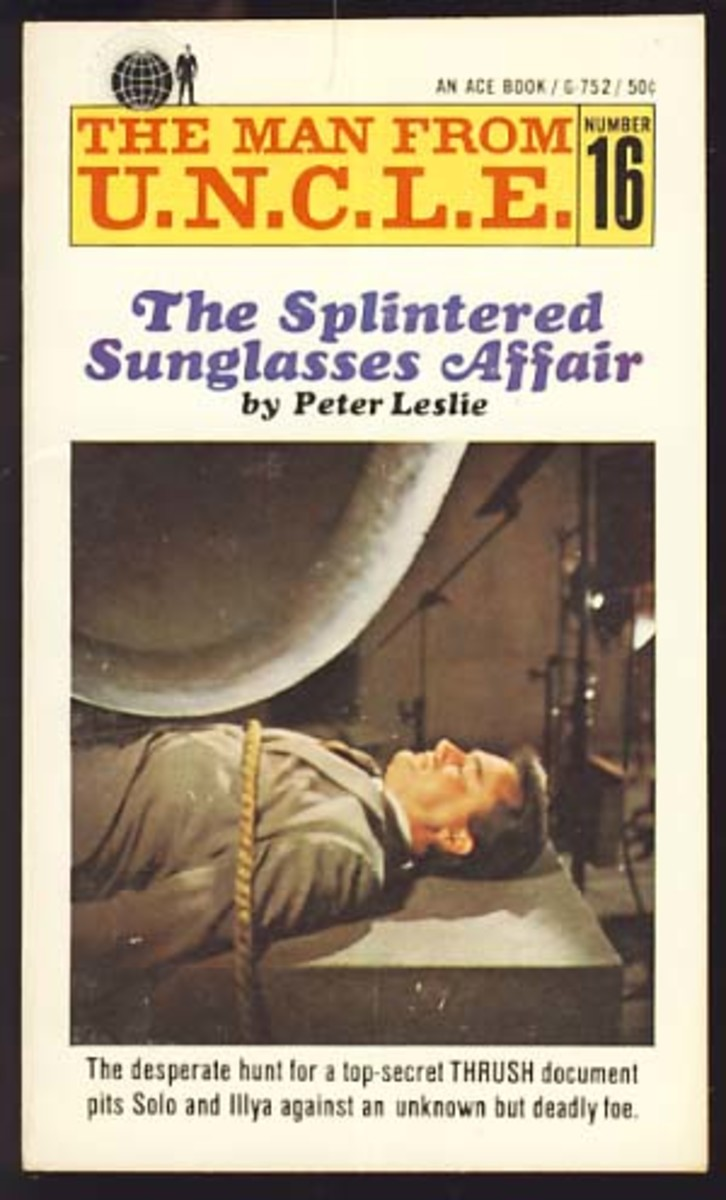 #16.The Splintered Sunglasses Affair