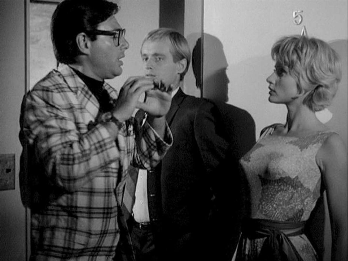 Cameo by director Richard Donner as 'The Inebriate'