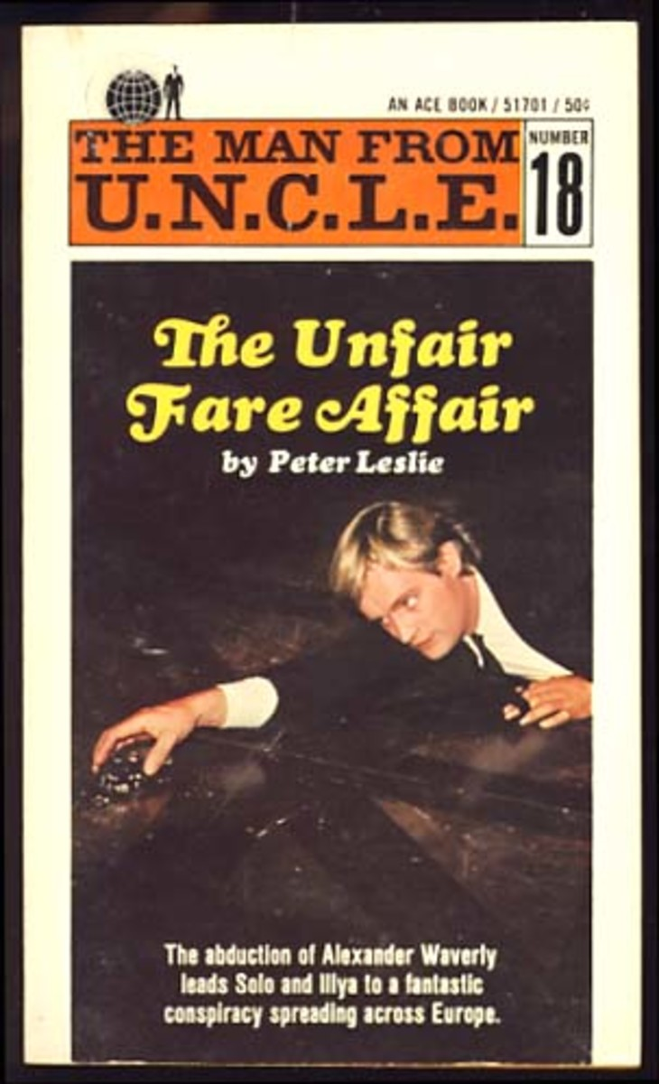 #18. The Unfiar Fare Affair