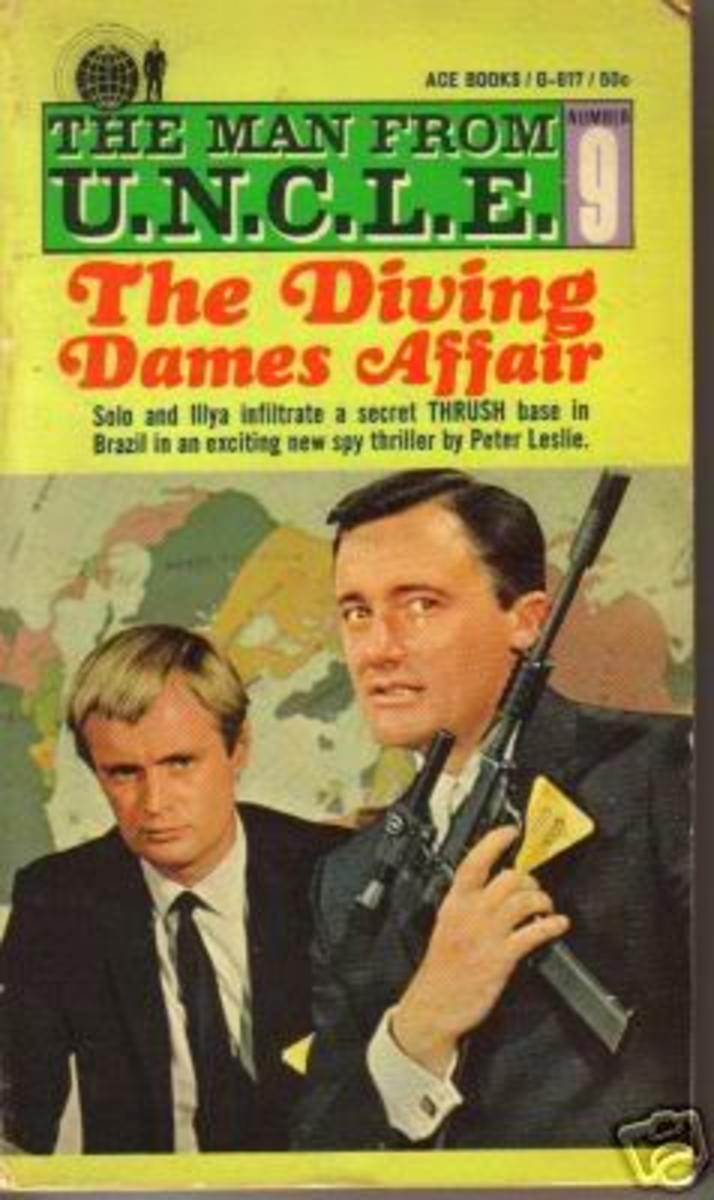 #9.The Diving Dames Affair