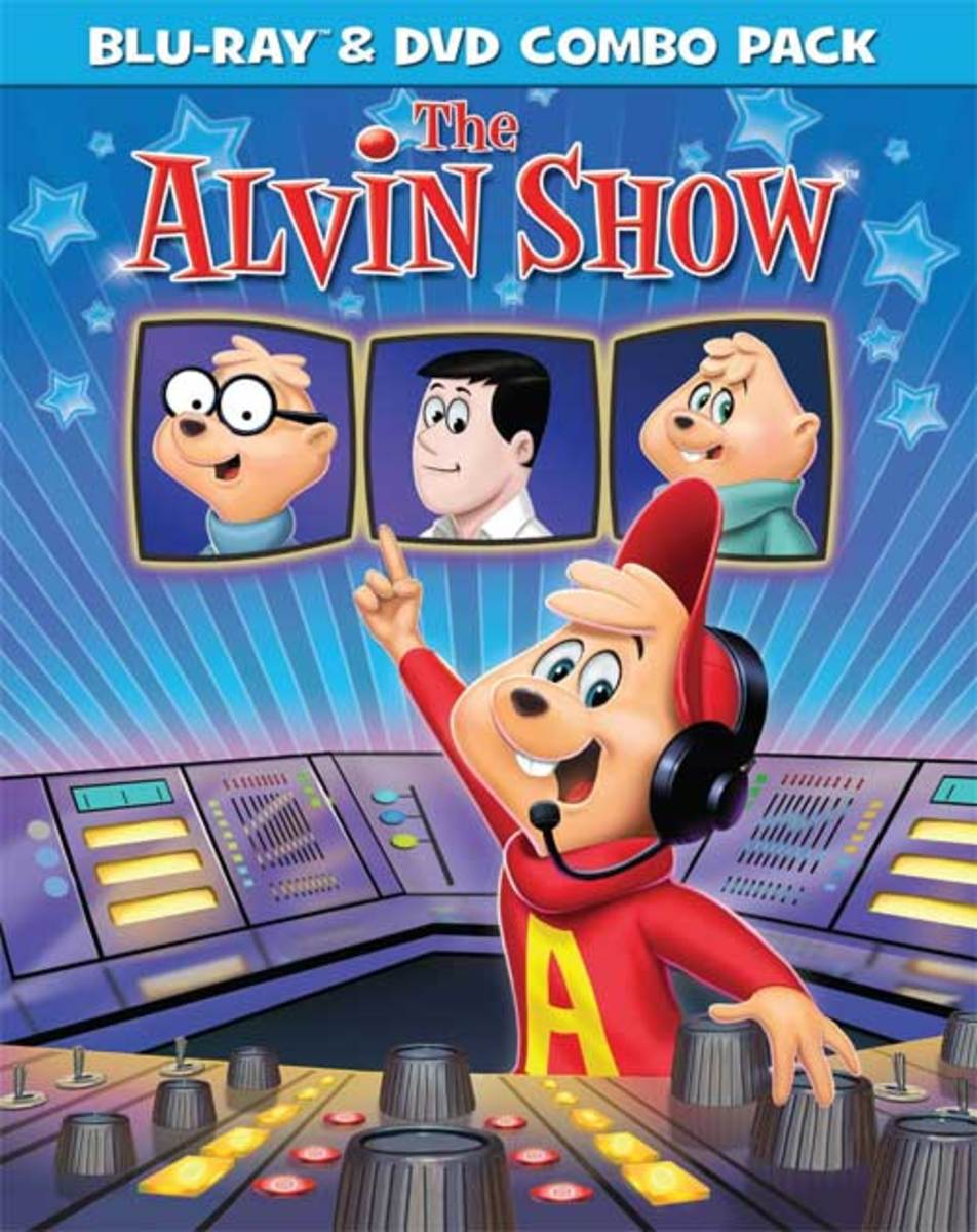Alvin & The Chipmunks: The Alvin Show Blu-ray/DVD review