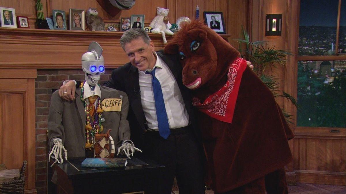 Secretariat (right) is the best hobby horse.