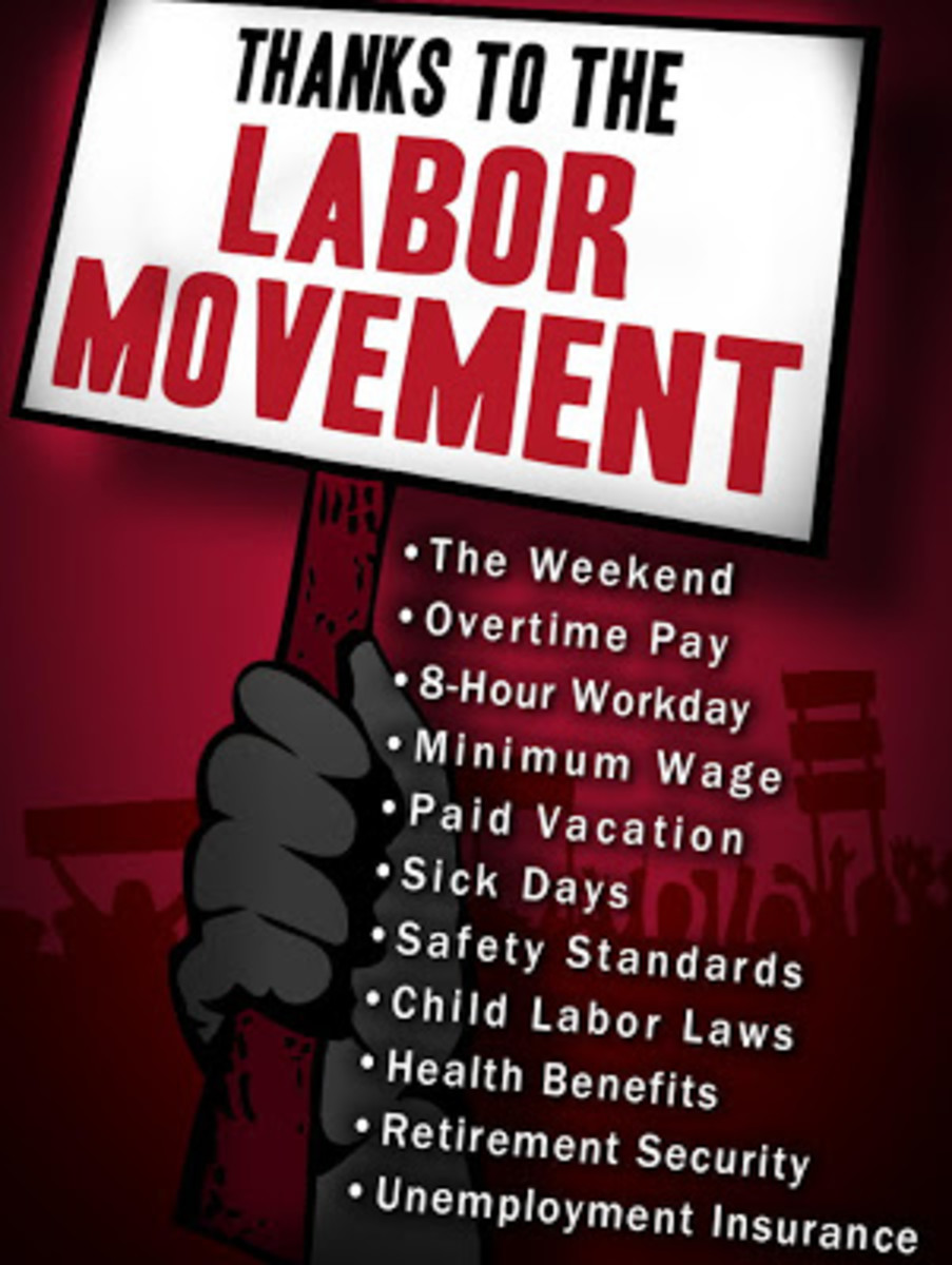 May 1 is Labor Day in many countries.