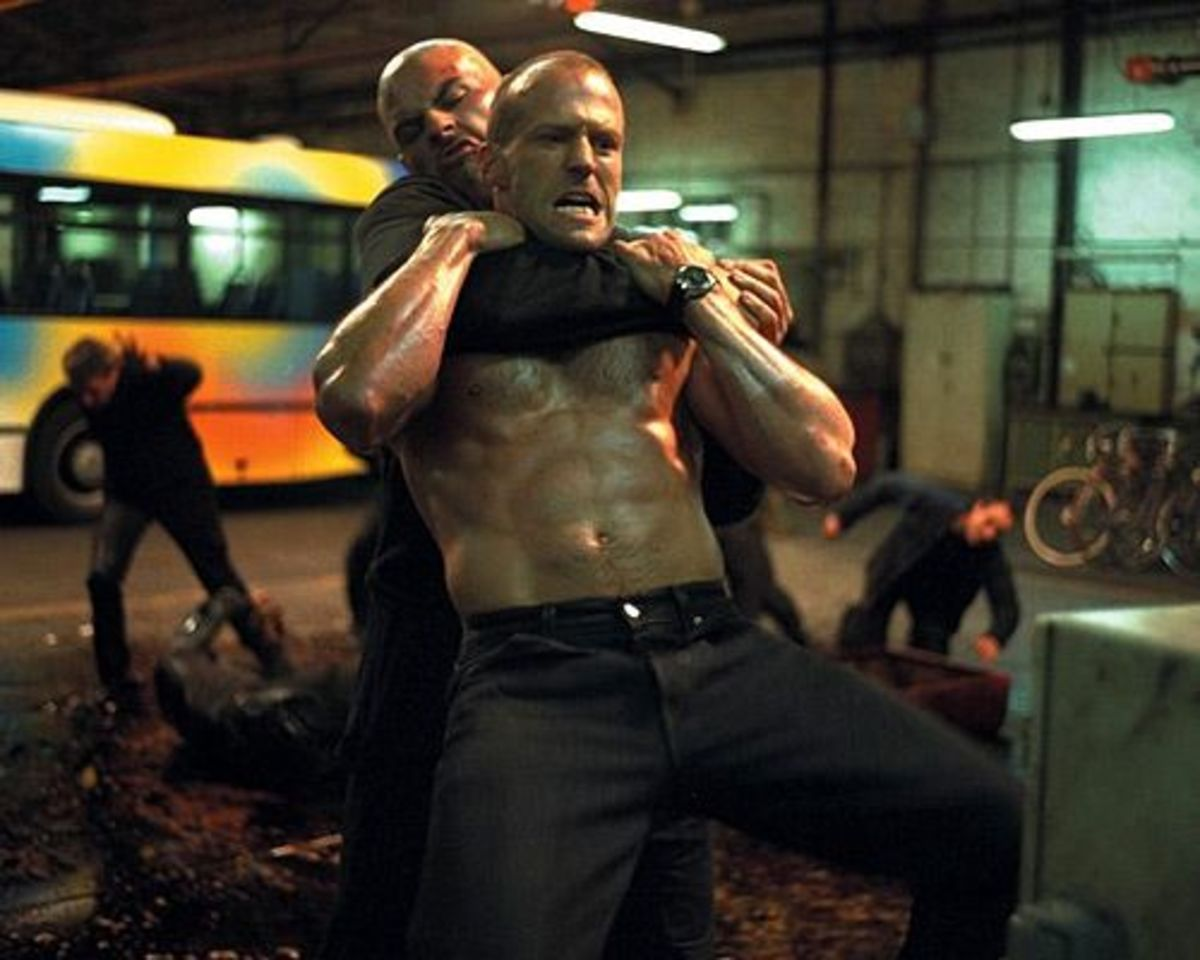 Vin Diesel vs. Jason Statham